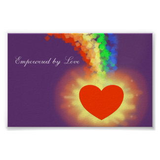 Empowered by Love Poster