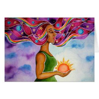 Empowered Card by Rita Loyd