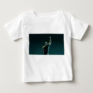 Empowered Individual or Businessman Baby T-Shirt