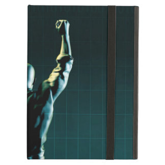 Empowered Individual or Businessman iPad Air Cover