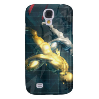 Empowered Individuals Racing to Upgrade Skills Galaxy S4 Cover