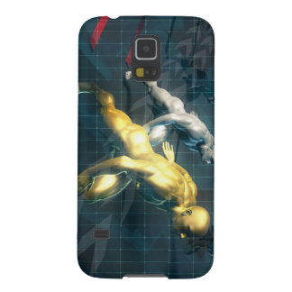 Empowered Individuals Racing to Upgrade Skills Galaxy S5 Covers
