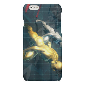 Empowered Individuals Racing to Upgrade Skills Glossy iPhone 6 Case