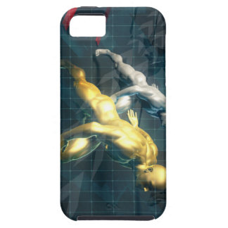Empowered Individuals Racing to Upgrade Skills iPhone SE/5/5s Case