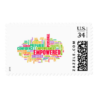 Empowered or Empowerment of Self as a Concept Stamp
