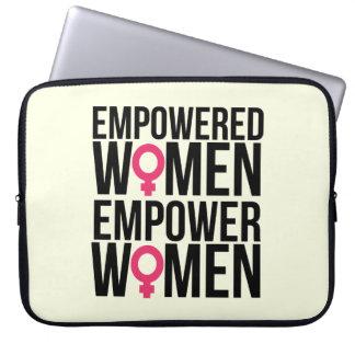Empowered Women Empower Women Laptop Sleeve