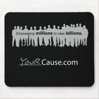 Empowering Logo Dark MousePad