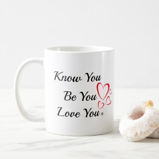 Empowering Self-Love Mug