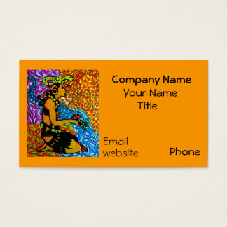 """""""Empowerment"""" Business Cards"""