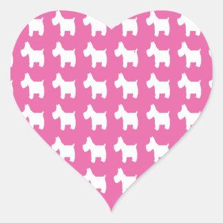 Empowerment (Westies) Heart Sticker