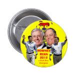 Empresa aceitosa - botón pin
