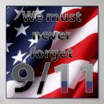 Empresas de Whitfield: 9/11 poster