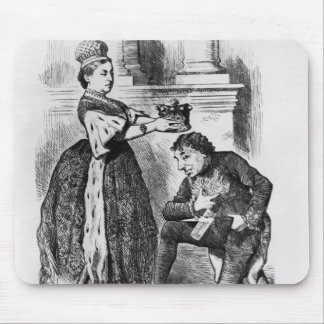 Empress and Earl Mouse Pad