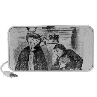 Empress and Earl Travel Speaker