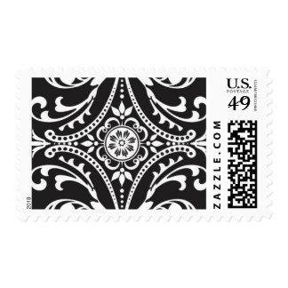 Empress - Baroque, Black Stamp