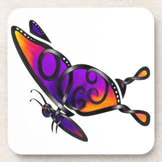 Empress Butterfly Coaster