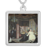 Empress Catherine the Great  receiving a Jewelry
