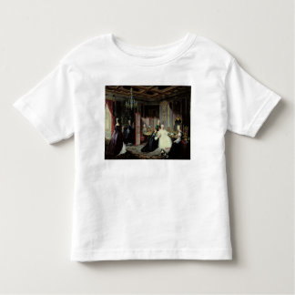 Empress Catherine the Great  receiving a Toddler T-shirt