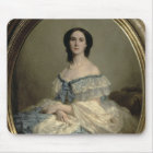 Empress Charlotte of Mexico Mouse Pad