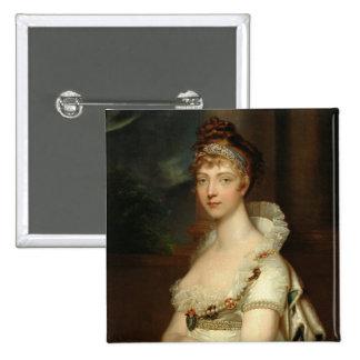 Empress Elizabeth Alexejevna Button