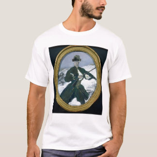 Empress Elizabeth  Hunting, 1902 T-Shirt