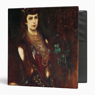 Empress Elizabeth of Austria 1883 Binder