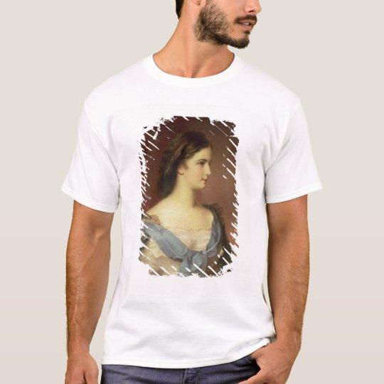 Empress Elizabeth of Bavaria  as a young woman T-Shirt