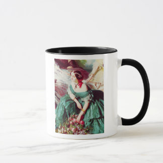 Empress Eugenie and her Ladies in Waiting Mug