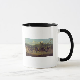 Empress Eugenie  and Queen Victoria  in the Mug