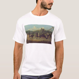 Empress Eugenie  and Queen Victoria  in the T-Shirt