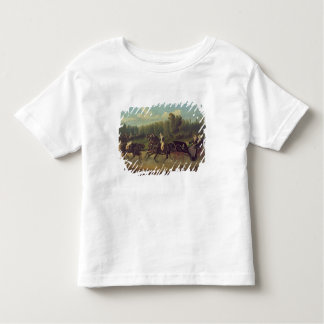 Empress Eugenie  and Queen Victoria  in the Toddler T-shirt