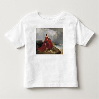 Empress Eugenie  at Biarritz, 1858 Toddler T-shirt