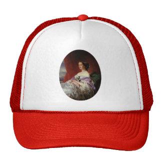Empress Eugenie  by Franz Xaver Winterhalter Hat