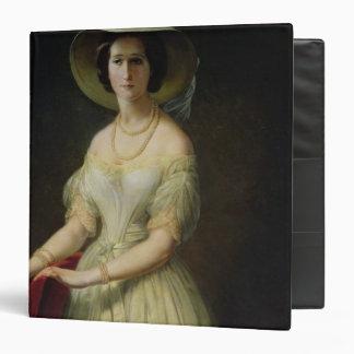 Empress Eugenie  c.1853 Binders