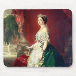 Empress Eugenie of France Mouse Pad