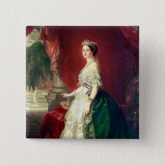 Empress Eugenie of France Pinback Button