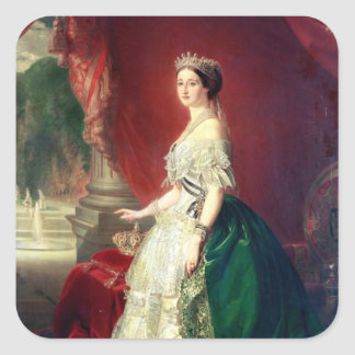 Empress Eugenie of France Sticker
