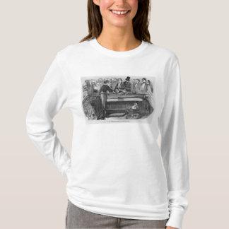 Empress Eugenie silvering a mirror T-Shirt