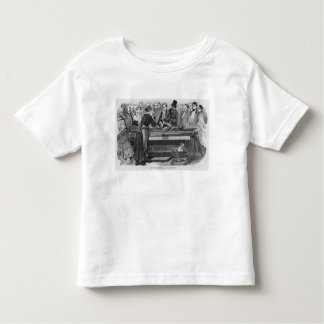 Empress Eugenie silvering a mirror Toddler T-shirt