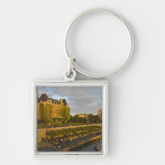 Empress Hotel and Inner Harbour waterfront, Keychain