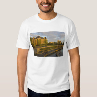 Empress Hotel and Inner Harbour waterfront, T Shirt