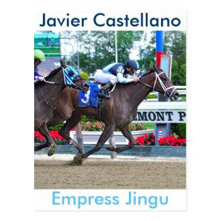 Empress Jingu Postcard