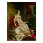 Empress Josephine  1808 Postcard