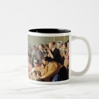 Empress Josephine  Among the Children, 1806 Coffee Mug