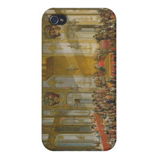 Empress Maria Theresa Cover For iPhone 4