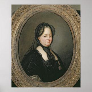 Empress Maria Theresa  of Austria Posters