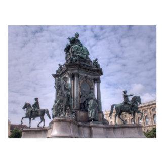Empress Marie-Theresa of Austria-Hungary Postcard
