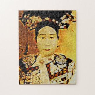 Empress of China Puzzle