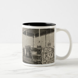 Empress of India Two-Tone Coffee Mug