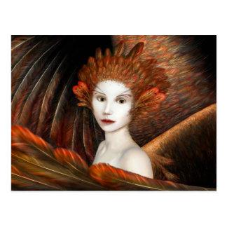 Empress of the Skies Postcard